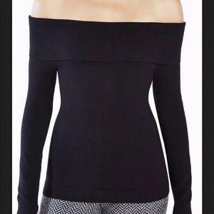 Bcbg Maxazria astria offshoulders  Sweater xs